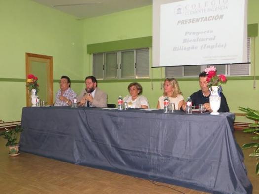 presentación proyecto bilingüe