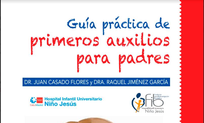 Guía de Primeros Auxilios para padres - Colegio Concertado