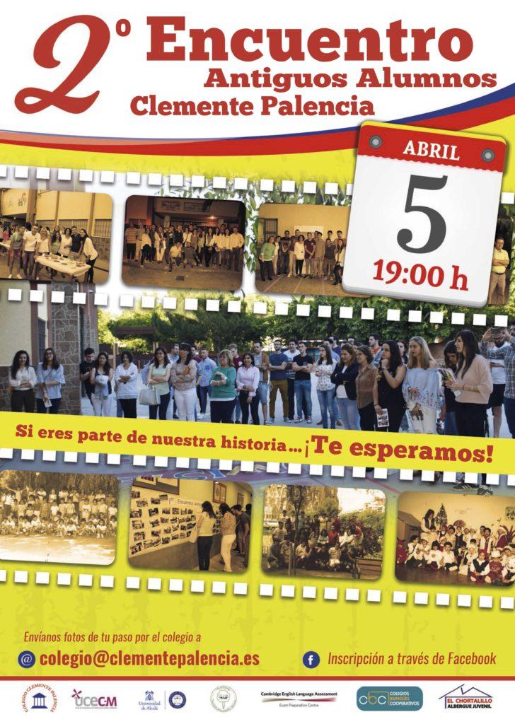 cartel-encuentro-antiguos-alumnos-Clemente-palencia